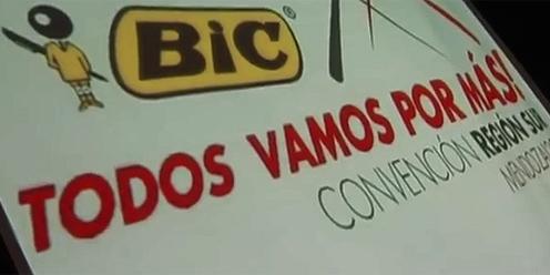 Bic Argentina evento, empresarial, institucional, evento fin de año, empresa, video,