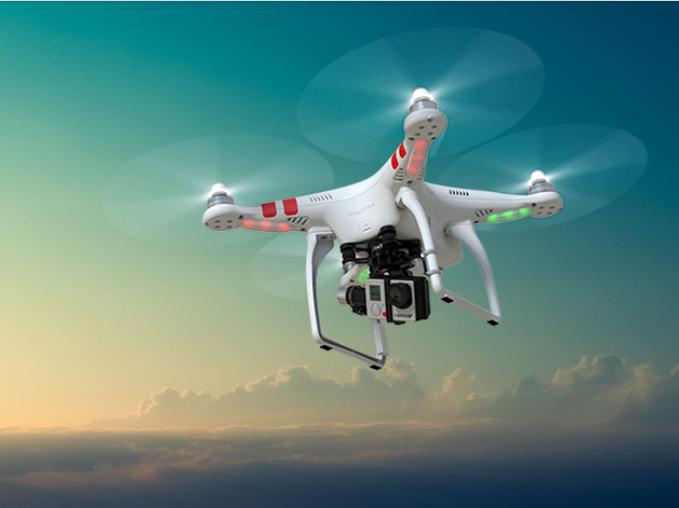 imagen drone