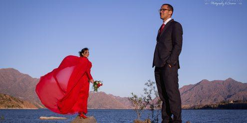 casamiento en el hotel cavas wine lodge, una ceremonia de boda emotiva y con un paisaje de montana unico.