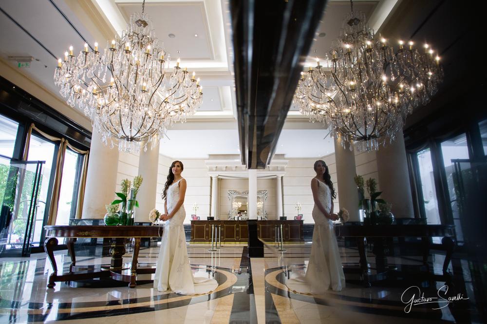 vestido de la novia en el hotel diplomatic, mendoza