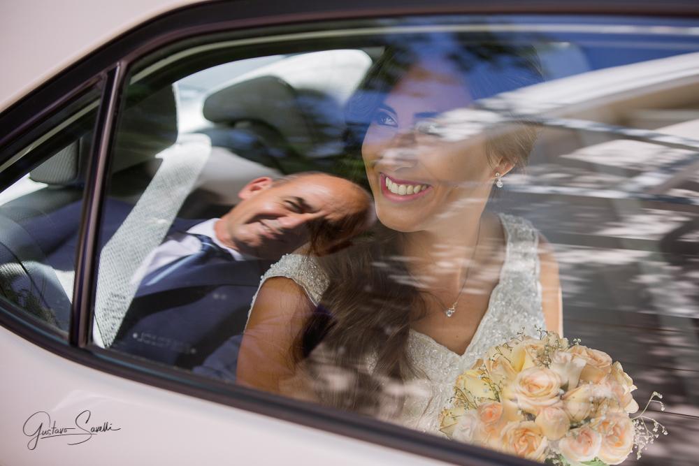 llegada de la novia a la parroquia asuncion de la virgen