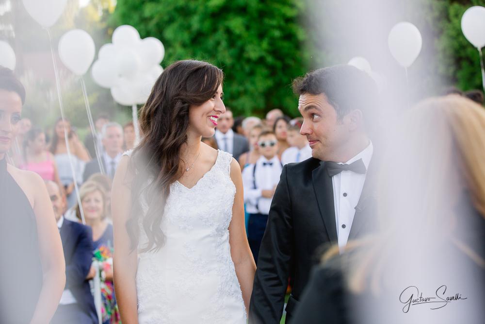 casamiento en el salon terra oliva, ceremonia civil al aire libre